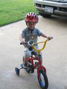 bike adventures with Jax