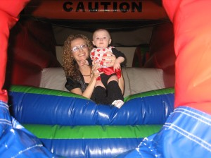 Aunt Shalyn & Jalyn having some fun!