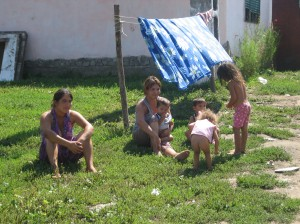 "a ""playgroup"" in the village...sure looks a lot different than here!"
